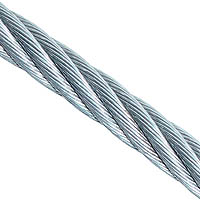 Cable de Acero Galvanizado 7×7+0 4mm
